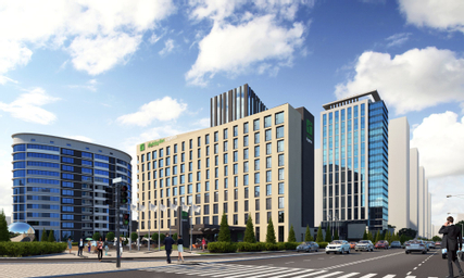 Holiday Inn Express Astana - Turan, tselinogradskiy