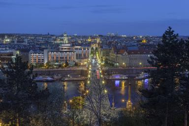 InterContinental Prague, praha 6