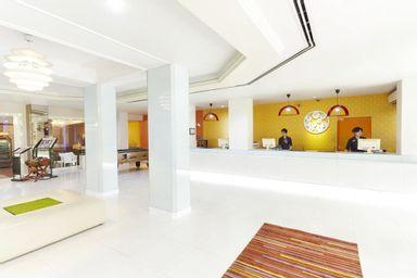 Baiyoke Boutique Hotel, ratchathewi