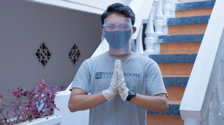 Homey Homestay Syariah, malang