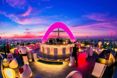 Centara Grand & Bangkok Convention Centre at CentralWorld, ratchathewi