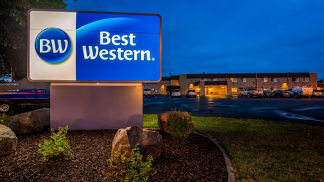 Best Western Inn, barron