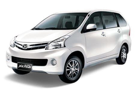 rental mobil Daihatsu All New Xenia Bandar Lampung