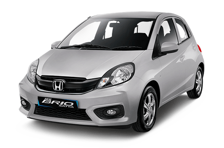 rental mobil Honda Brio Yogyakarta
